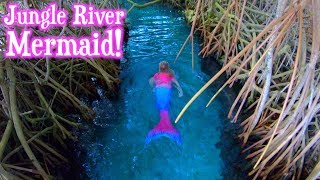 Mermaid found in a Jungle River!