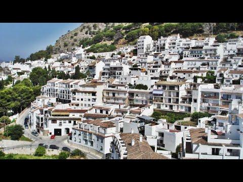 MIJAS  VLOG - WHITE VILLAGE IN SPAIN