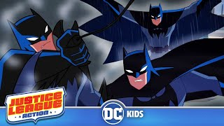 Justice League Action | Batman In Action | DC Kids