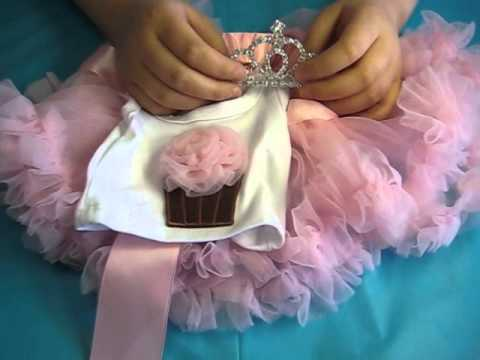 Doll Outfit Review ~ Cupcake Princess Tutu
