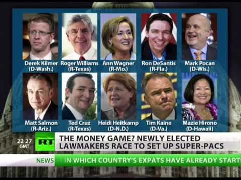 Super PAC- money game