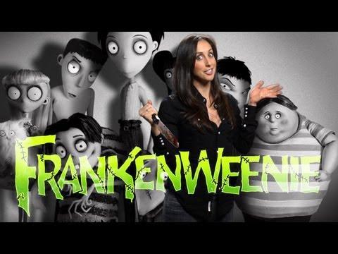 Frankenweenie Movie Review & New Horror Film Trailer Reviews - BID 85