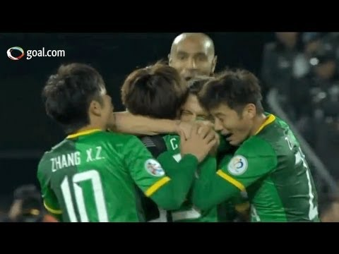 Beijing Guoan vs Sanfrecce Hiroshima - AFC Champions League highlights