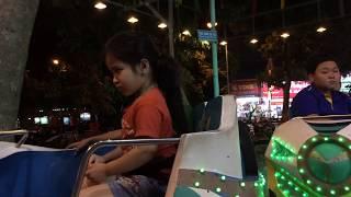 NHẠC THIẾU NHI HAY GIÚP BÉ ĂN NGON CƠM HƠN - LÂM & PICA  đi chơi công viên , Đi tàu lửa