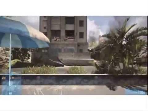 Booba sur Battlefield 3