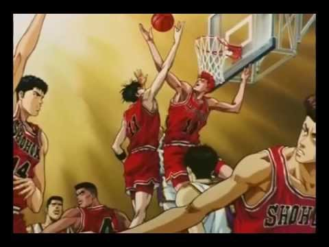 Slam Dunk Ending Hd