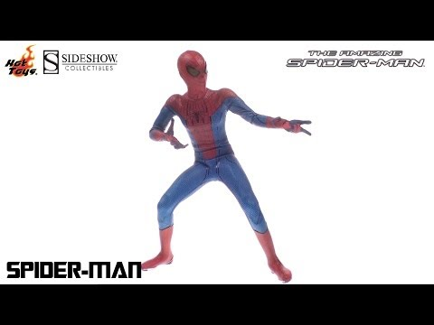 Video Review of Hot Toys: Amazing Spider-Man