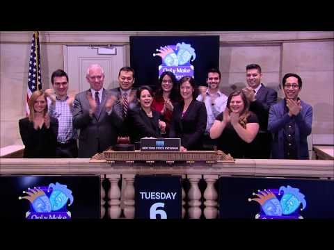 Only Make Believe Rings The Bell At NYSE