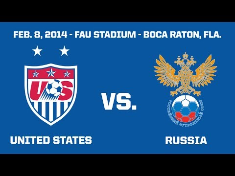 WNT vs. Russia: Full Match - Feb. 8, 2014