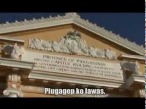 Pangasinan Hymn - Luyag Ko Tan Yaman video