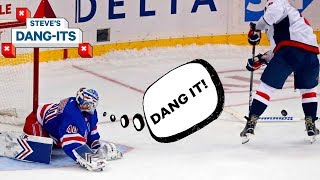 NHL Worst Plays of The Year - Day 13: New York Rangers Edition | Steve's Dang Its