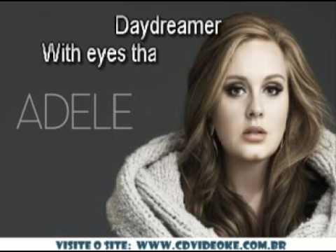 Adele   Daydreamer