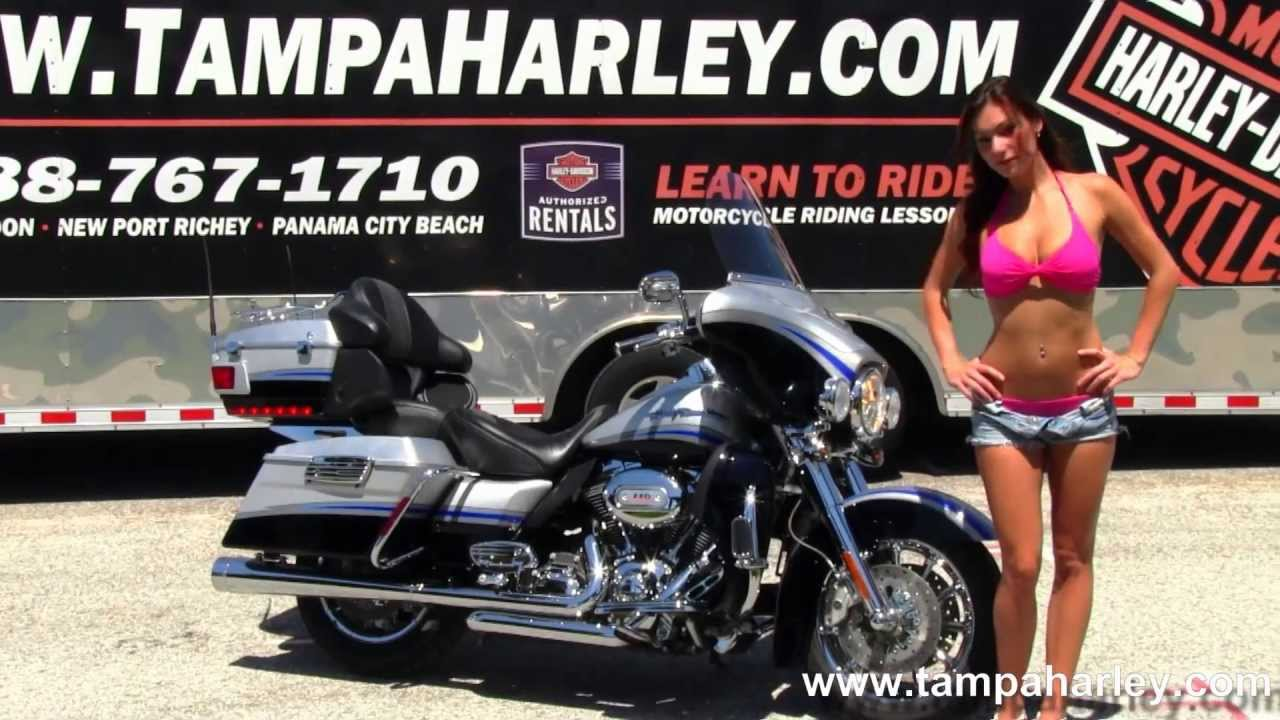 Used Cvo For Sale On >> Used 2009 Harley-Davidson FLHTCUSE CVO Ultra Classic for Sale - YouTube