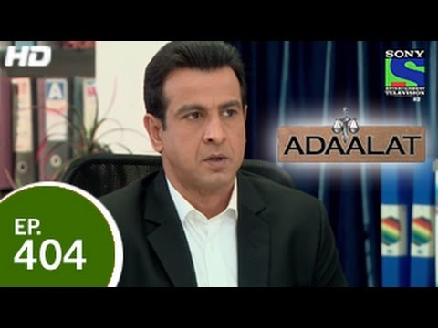 Adaalat - अदालत - The Auto Writer - Episode 404 - 14th March 2015 video