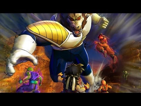 Goku's Tearring It Up in Dragon Ball Z: Battle of Z  - TGS 2013
