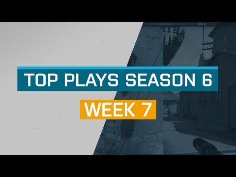 CS:GO - Top Plays: Week 7 - ESL Pro League Season 6