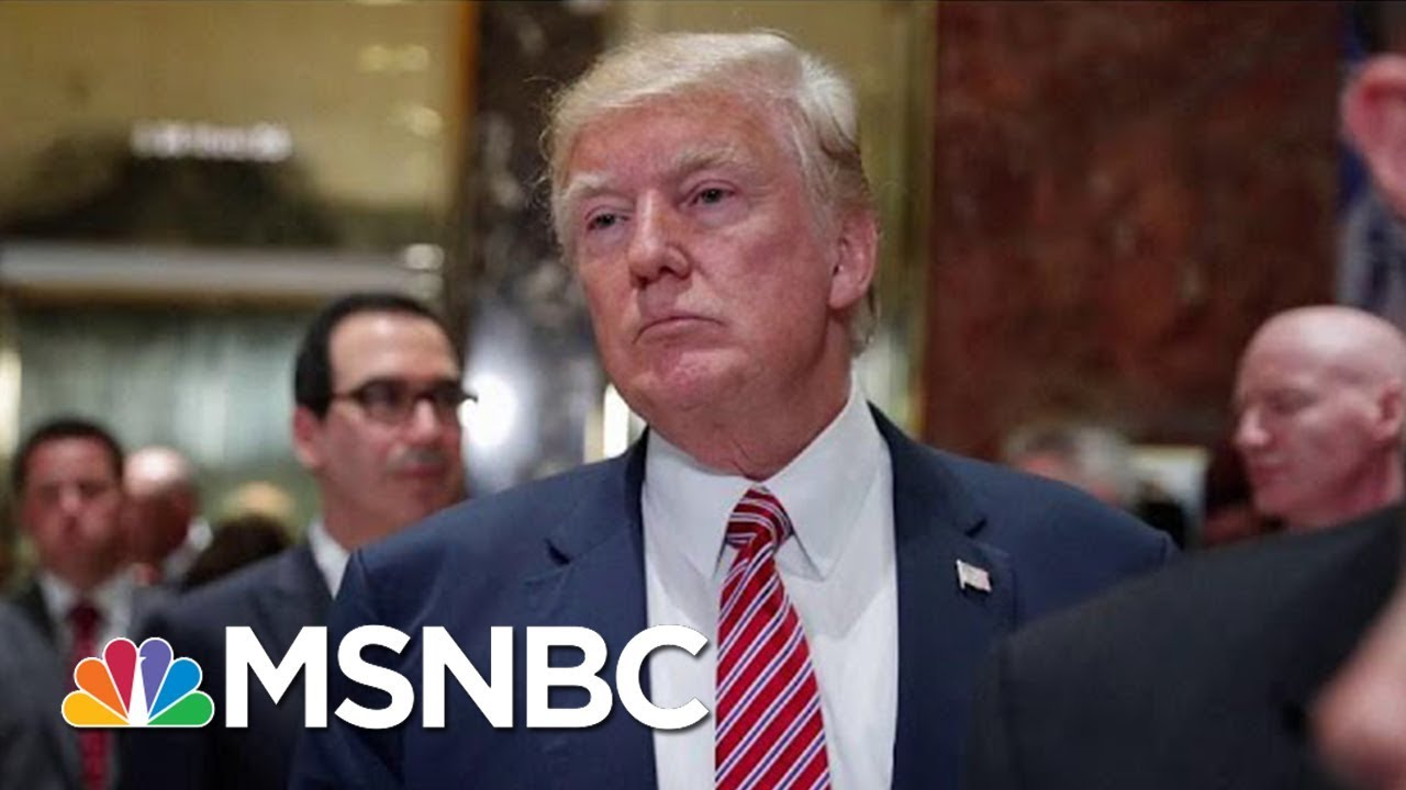 In Tweet, President Donald Trump Accuses Pakistan Of 'Lies' And 'Deceit' | Morning Joe | MSNBC