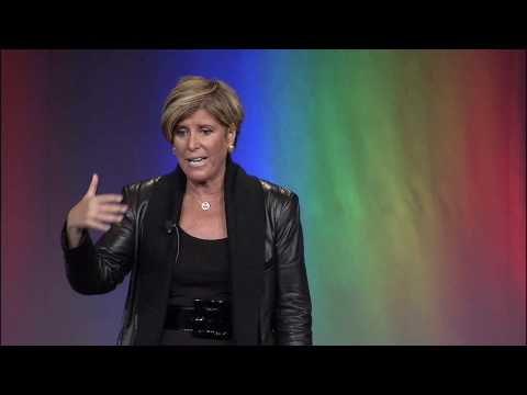 Suze Orman at Google