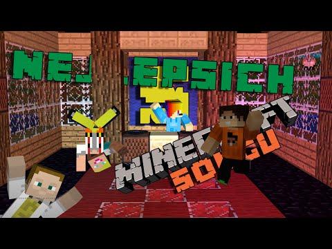 ♫ [Minecraft] Nejlepších 5 Českých Minecraft ♫ songů ♫ [HD]