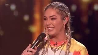 Bella Penfold Live Shows Full Clip S15E15 The X Factor UK 2018