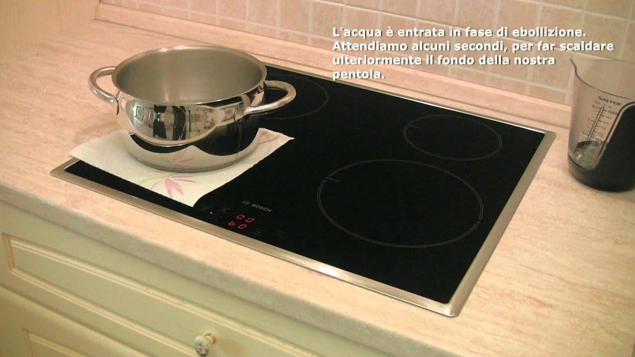 Recensione piano cottura ad induzione da 60cm bosch for Piani casa piano