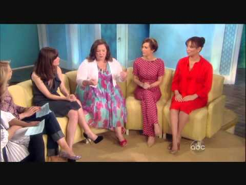 Melissa McCarthy on The View