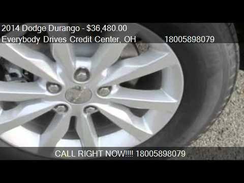 2014 Dodge Durango SXT - for sale in Upper Sandusky, OH 4335