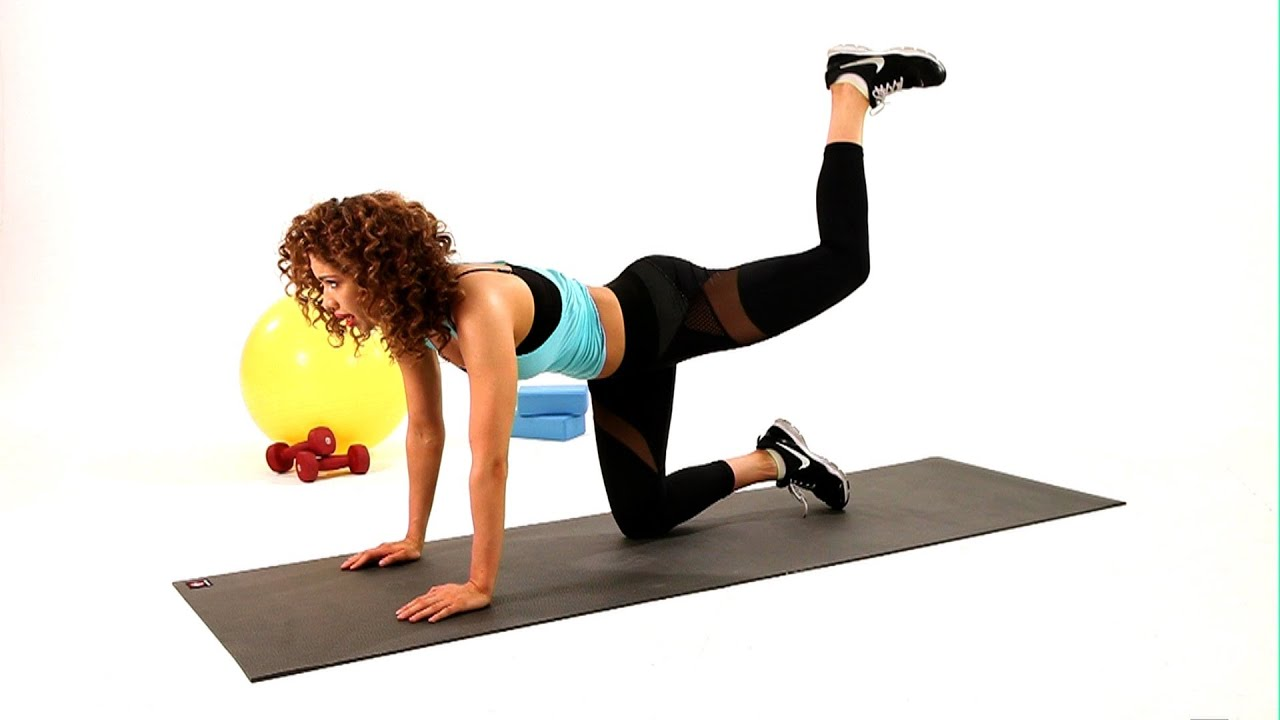 Strengthening Hip Workout recommend