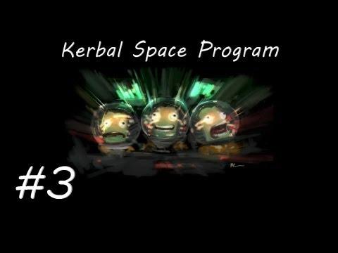 Kerbal Space Program [03] (Гагарин, я Вас любила...)