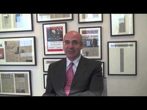 Bill Browder's 50th Birthday Greeting to Mikhail Khodorkovsky