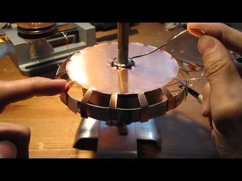Nazi Flying Saucers! (Magnetic Vortex Motor - Part 5)