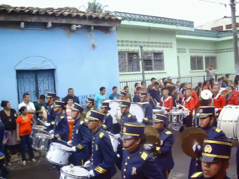 Instituto Nacional General Manuel José Arce (ARCE MARCHING BAND) 2010