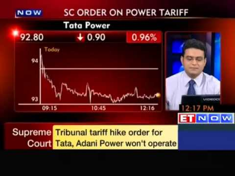 Tariff order for Adani, Tata Power won't operate: SC