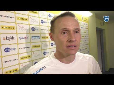 FNL: rozhovor s Tomášem Zápotočným po utkání v Opavě (1:0).