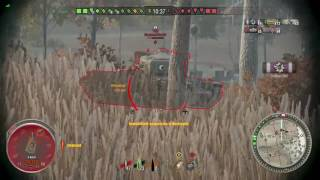 World of Tanks Xbox one Tiger 131 6 Kills