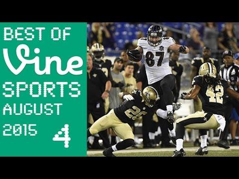 Best Sport Vines | August 2015 Week 4