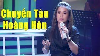 Chuyến Tàu Hoàng Hôn - Đặng Xuân Anh | Nhạc Vàng Xưa Bất Hủ