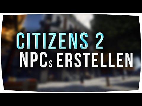 Citizens 2 ► NPCs erstellen, Skins, sprechen, rumlaufen - Minecraft 1.12 - Tutorial [German]