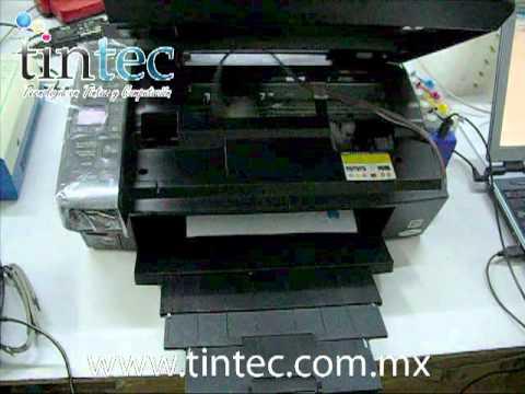 TINTEC® - TX420W TX120 con sistema de tinta continua