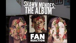 Download Lagu SHAWN MENDES THE ALBUM REACTION Gratis STAFABAND