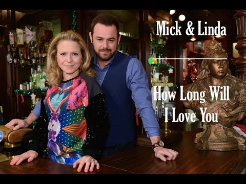 How Long Will I Love You | Mick & Linda Carter (EastEnders)