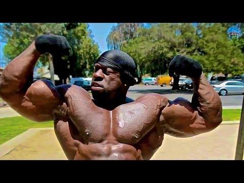 Kali Muscle: Biceps Prison Workout