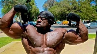 Kali Muscle: Biceps Prison Workout