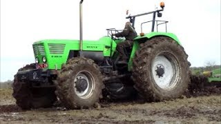 DEUTZ  100 06 (100 PS) Grubbereinsatz (Sound)!!!