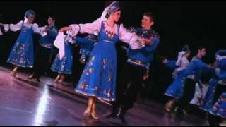 Kalinka Russian Folk Dance Alexandrov Red Army Choir Ruso Danza Russe Danse Folklorique