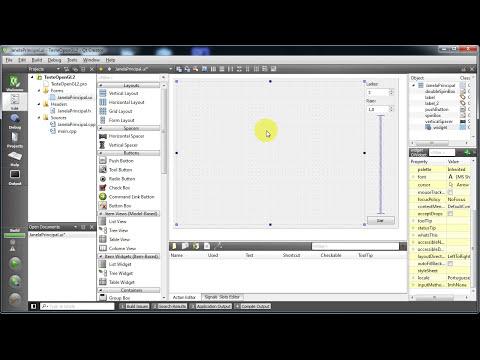 Tutorial de OpenGL com Qt Creator (Parte 01)