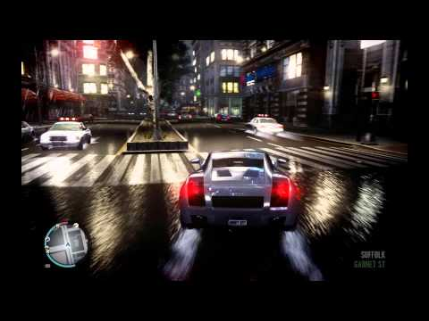 Gta IV Unreal Graphics