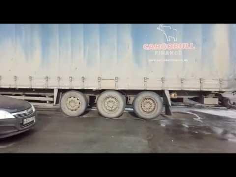 03 04 207 Стачка дальнобойщиков в Челябинске нарастает