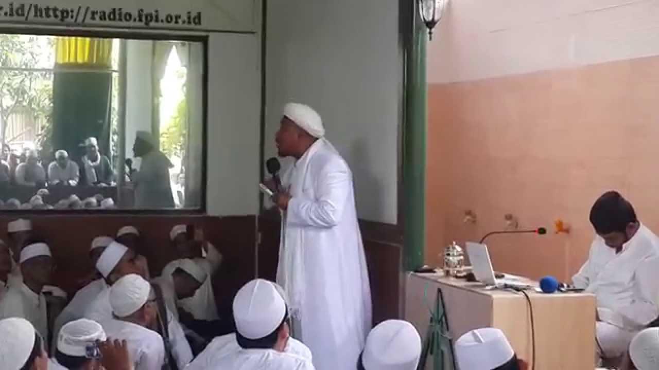 Klarifikasi Bentrok Fpi Vs Polisi Demo Anti Ahok Habib Rizieq