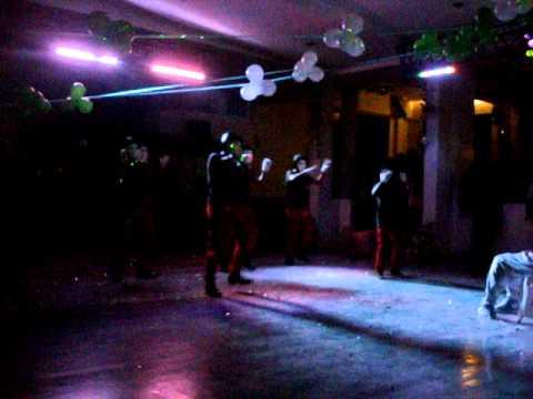 Un baile para mis vergudos - 2 part 1
